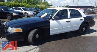2011 Ford Crown Victoria/Police Interceptor 4DSD
