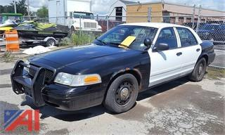 2009 Ford Crown Victoria/Police Interceptor 4DSD