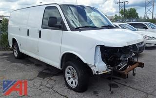 2010 Chevrolet Express Van