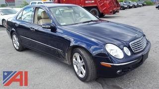 2006 Mercedes-Benz E350 4DSD