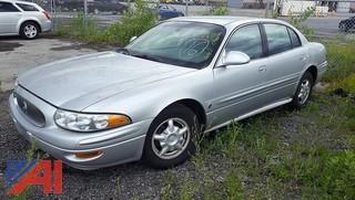 2001 Buick LeSabre Custom 4DSD