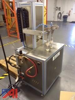 Prototype Spray-Coating of Filling Machine