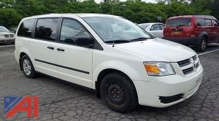 2008 Dodge Grand Caravan SE Mini Van