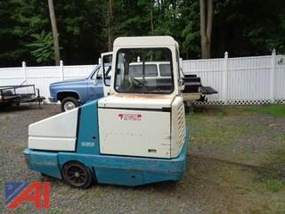 2001 Tennant 355 Sweeper