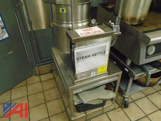 Cleveland Range Steam Kettle