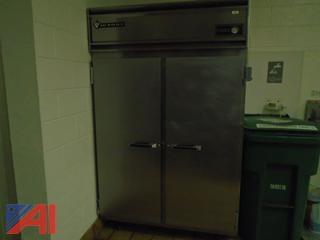 Victory Reachin Freezer
