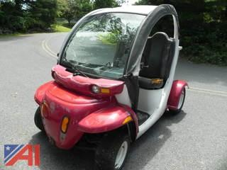 2002 Gem 825 Electric Car