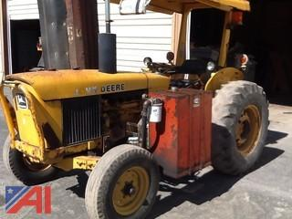 1984 John Deere 401B Tractor