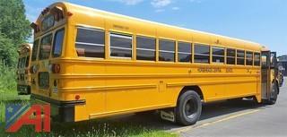 2008 Blue Bird Vision School Bus