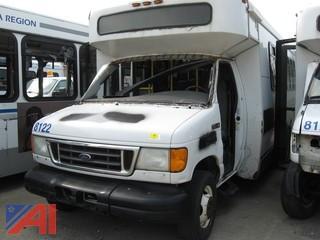 2007 Ford E450 Bus #8122