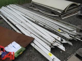 Aluminum and Bike Rack