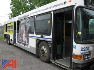 2002 Gillig Bus #2228