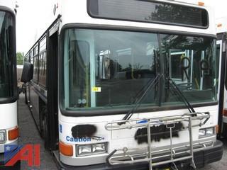 2001 Gillig Bus #2113