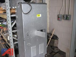 Traffic Signal Control Box