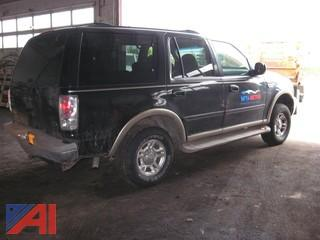 2000 Ford Expedition SUV