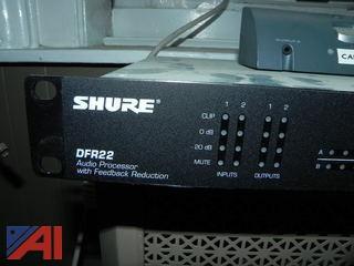 Shure DRF22 Audio Processor
