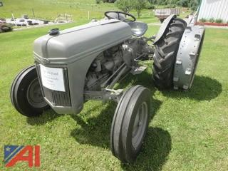 1947 Ford 9N Tractor
