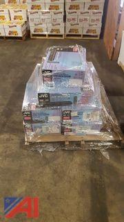 Lot of JVC DVD/VHS Recorders