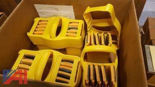 Lot of Texas Instrument Scientific Calculators