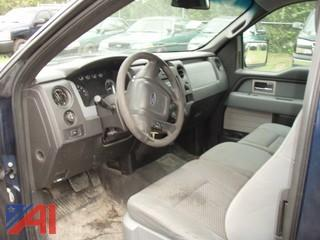 2011 Ford F150 Super Cab Pickup