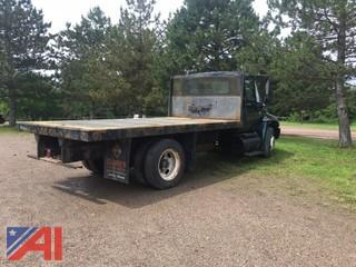 2004 International 4200 SBA Flatbed Truck