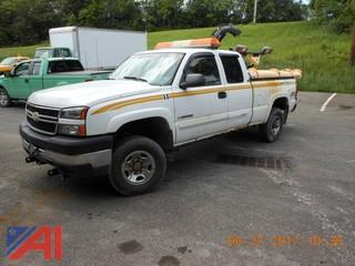 2006 Chevrolet Silverado 2500HD Pickup