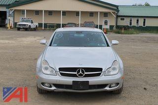 2006 Mercedes-Benz CLS500 Sedan