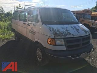2000 Dodge 2500 Van