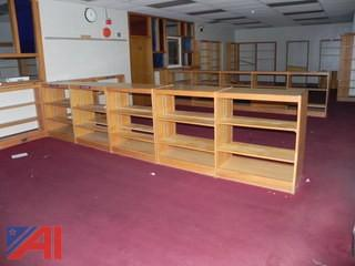 (70+) Library Book Shelves