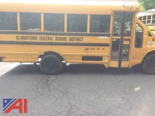 2002 GMC Savanna 3500 School Bus