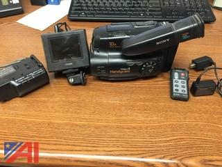 Sony Video 8 Handycam