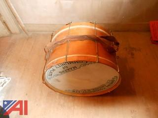 4 Snare Drums