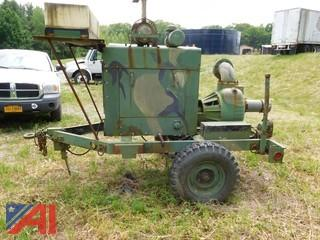 6 Inch Military Transfer Pump