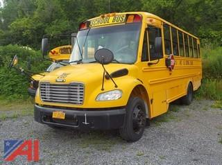 2009 Thomas/Freightliner Saf-T-Liner B2 School Bus