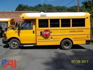 2006 Chevy Express G3500 School Bus