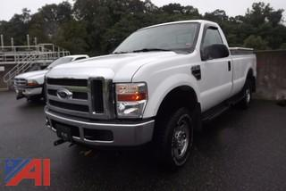 2008 Ford F250 Super Duty XL Pickup