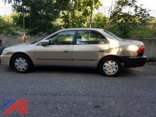 2000 Honda Accord 4D