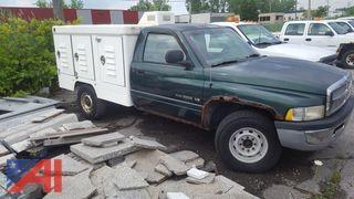 2001 Dodge Ram 2500 Pickup/Utility Truck