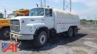 1989 Ford LTS8000 Tanker/Flusher