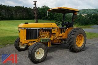1987 John Deere 2355 Tractor w/ Sickle Bar