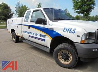 2004 Ford F350 XL Super Duty Pickup/Utility Truck