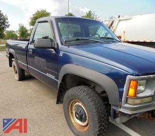 1998 Chevrolet 3500 Pickup Truck