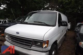 1995 Ford E350 Van