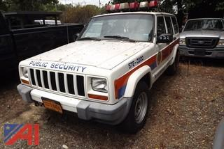 1999 Jeep Cherokee SUV