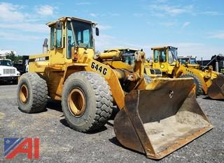 John Deere 644G 4WD Wheel Loader