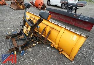 Meyer's/Zoresco 8' Snow Plow Blade Unit