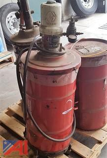 Lot of Undercarriage Sprayers