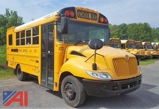 2007 International BE 200 School Bus