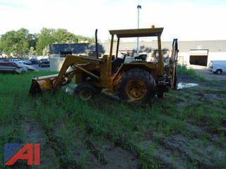 **Year changed to 1971** 1971 John Deere 310B Back Hoe