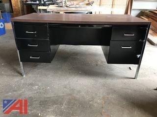(3) Desks